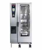 Пароконвектомат бойлерный Self Cooking Center Rational 20 GN 1/1 SCC 201 ES