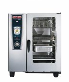 Пароконвектомат бойлерный Self Cooking Center Rational 10 GN 1/1 SCC 101 ES